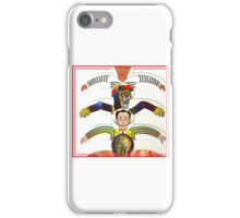 dali, picasso, munch iPhone Case/Skin