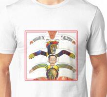 dali, picasso, munch Unisex T-Shirt