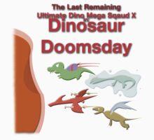 Ultimate Mega Dinosaur Squad X Kids Tee