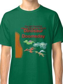 Ultimate Mega Dinosaur Squad X Classic T-Shirt