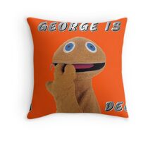 Zippy Dundee United Throw Pillow