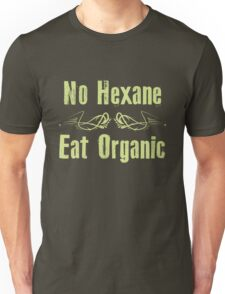 No Hexane - Green T-Shirt