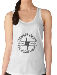 Thunder Thighs Crush Windpipes Women's Tank Top