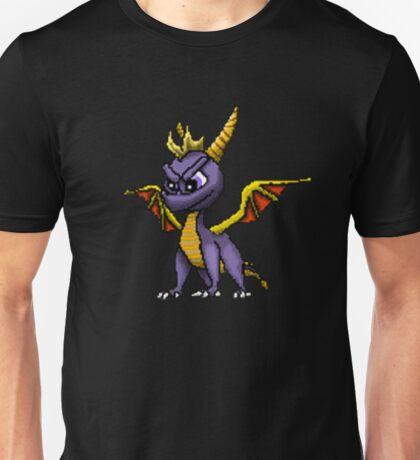 Spyro Pixelated Unisex T-Shirt