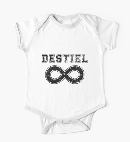 DESTIEL INFINITE One Piece - Short Sleeve