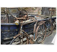 Bicycles.......... Poster