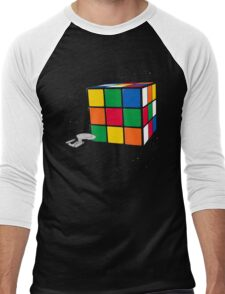Solving is Futile Men's Baseball ¾ T-Shirt