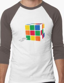 Solving is Futile Men's Baseball ¾ T-Shirt