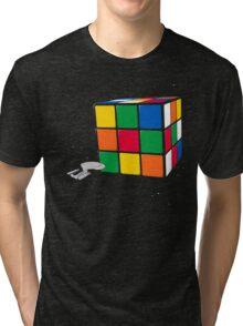 Solving is Futile Tri-blend T-Shirt