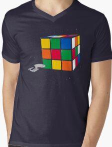 Solving is Futile Mens V-Neck T-Shirt