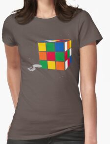 Solving is Futile Womens Fitted T-Shirt