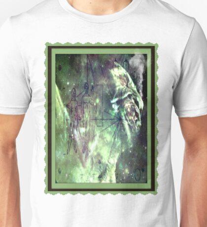 alien supermarket sign Unisex T-Shirt