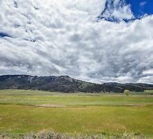 Lakeless Valley Sky by Owed to Nature
