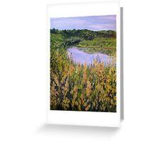 Goldenrod at Graham Creek Greeting Card
