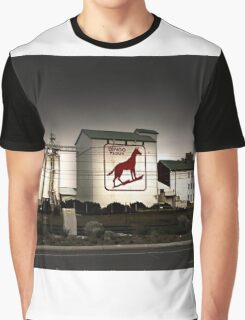 Dingo Flour Mill - Fremantle Western Australia  Graphic T-Shirt