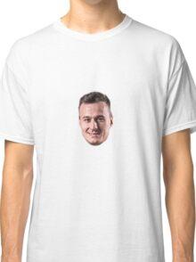 Pasha Face Classic T-Shirt