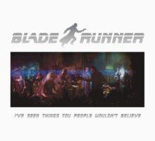 Blade Runner - I've seen things by S. C.