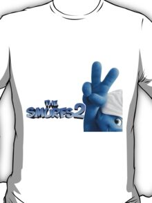 the smurfs 2 T-Shirt
