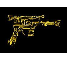 No Match for a Good Blaster - 26 Classic Sci Fi guns Photographic Print