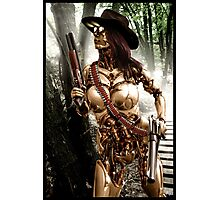 Steampunk Photography 002 Photographic Print