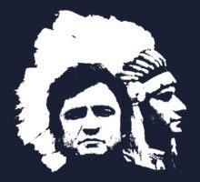 Johnny Cash by slanggame