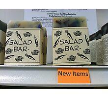 Salad Bar Photographic Print
