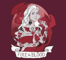 Fire & Blood by Kerin Cunningham