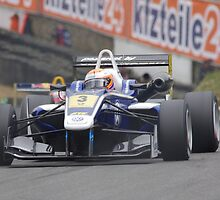 European F3 - #3 Harry Tincknell (GBR) - Dallara F312 Volkswagen by motapics