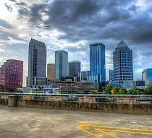 Downtown Tampa by Travis Childs