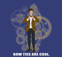 Doctor Who - Bow Ties are Cool Unisex T-Shirt
