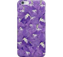 New Jersey Flowers iPhone Case/Skin