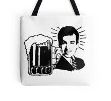 A Mother Effin' Beer Tote Bag