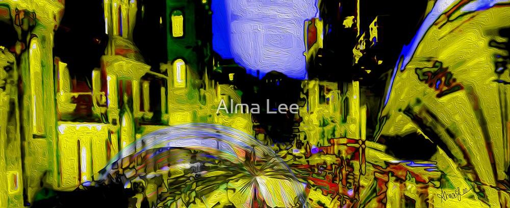 Windhield by Alma Lee