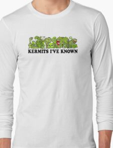 Kermits I've Known Long Sleeve T-Shirt