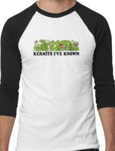 Kermits I've Known Men's Baseball ¾ T-Shirt
