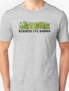 Kermits I've Known Unisex T-Shirt