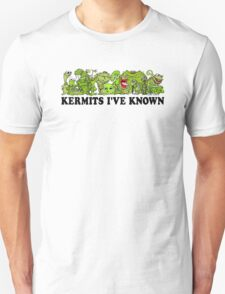 Kermits I've Known T-Shirt