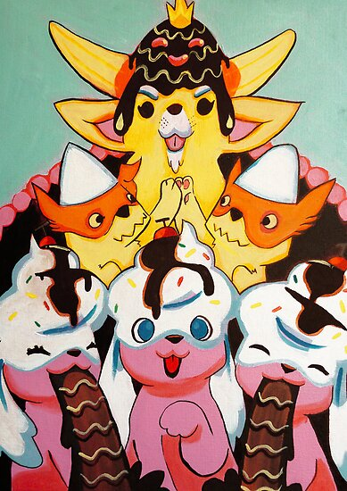 Pupcake Kingdom by Lianne Booton