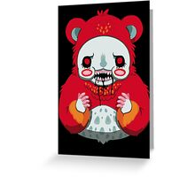 Baby Bear Greeting Card