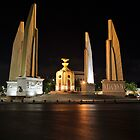 Democracy Monument by Chris Westinghouse