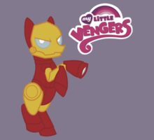 My Little Venger: Iron Pony by SoreLoser