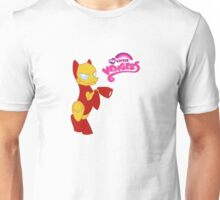 My Little Venger: Iron Pony Unisex T-Shirt