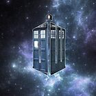 Doctor Who - Space by Frazer Varney
