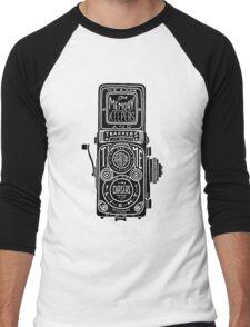 Chasers of the Light - Black Men's Baseball ¾ T-Shirt
