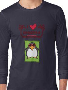 I love Beaches Long Sleeve T-Shirt