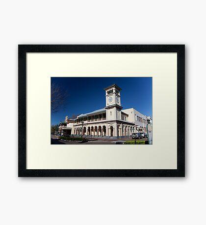 Historic Post Office, Maitland, NSW Australia Framed Print