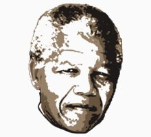 Nelson Mandela - WhBG by portispolitics