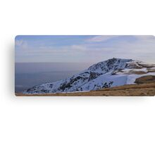 Coniston Old Man Cumbria Canvas Print