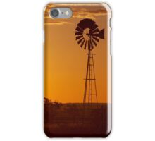 Outback Windmill iPhone Case/Skin
