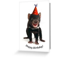 A devil of a birthday Greeting Card